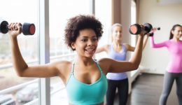 Five benefits of proper weight training