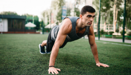 How many push-ups can you do?