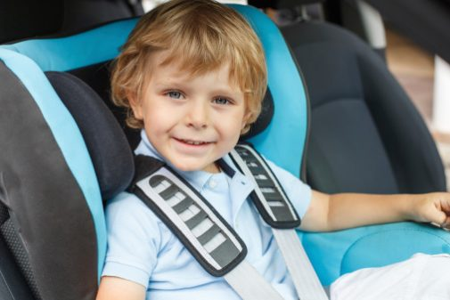How safe is your child in the car?