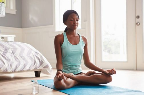 Should you be doing yoga at work?