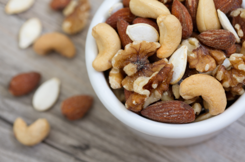 Going nuts for heart health