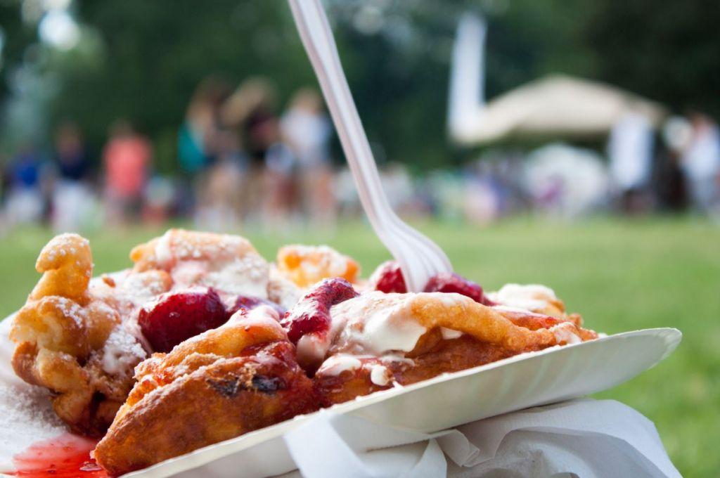 A festival of food temptations